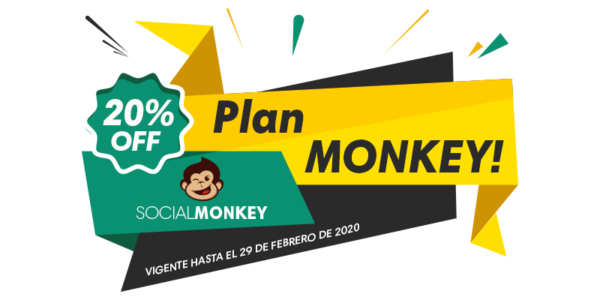 Promo Plan Monkey Febrero